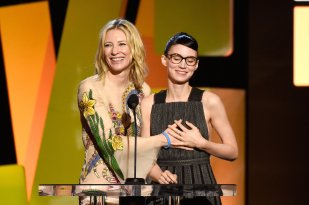 My favorite picture of Cate and Rooney